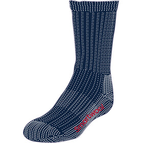 Smartwool Hike Medium Crew Socks Kids Deep Navy